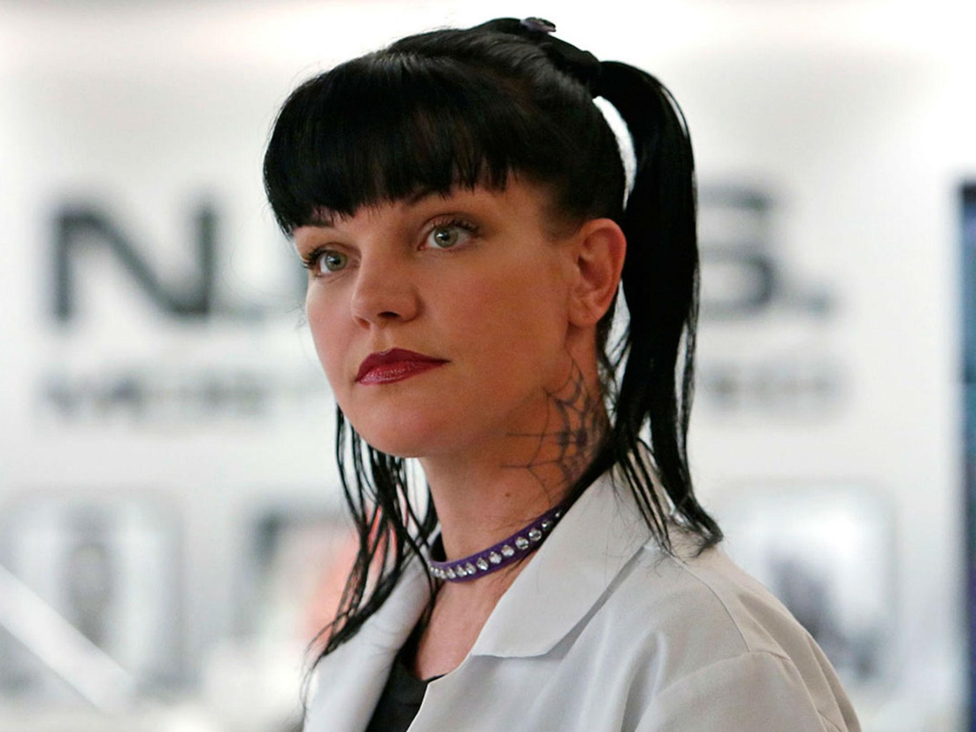 Pauley Perrette NCIS Mark Harmon