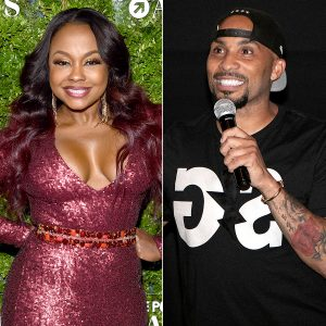 'RHOA' Alum Phaedra Parks And New Boyfriend Tone Kapone Clap Back At Claudia Jordan's Shade!