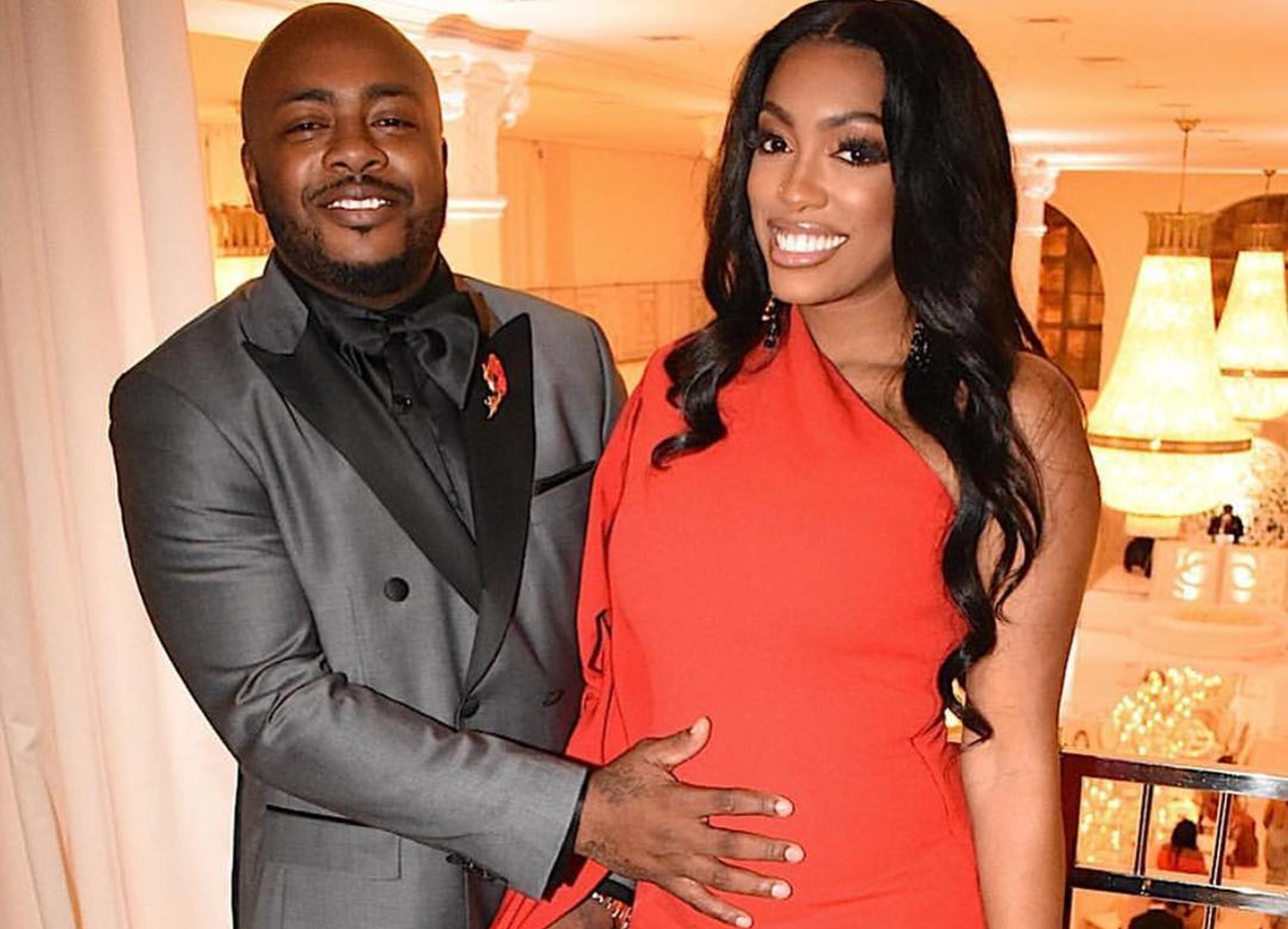 """porsha-williams-publicly-proclaims-her-love-for-dennis-mckinley-check-out-her-latest-post"""