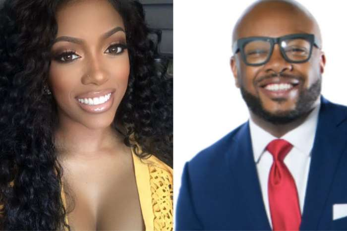 """Porsha Williams Slams Commentator Who Insults Fiance Dennis McKinley: """"How Far Along Are You?"""""""