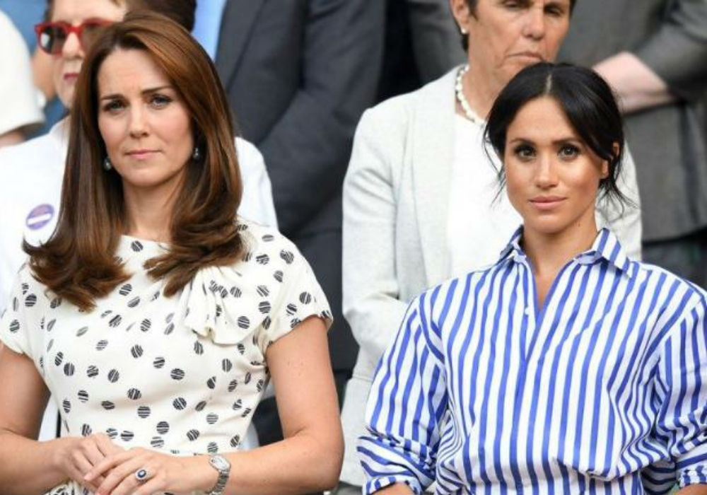 The Palace is starting to get anxious  about Meghan and Kate