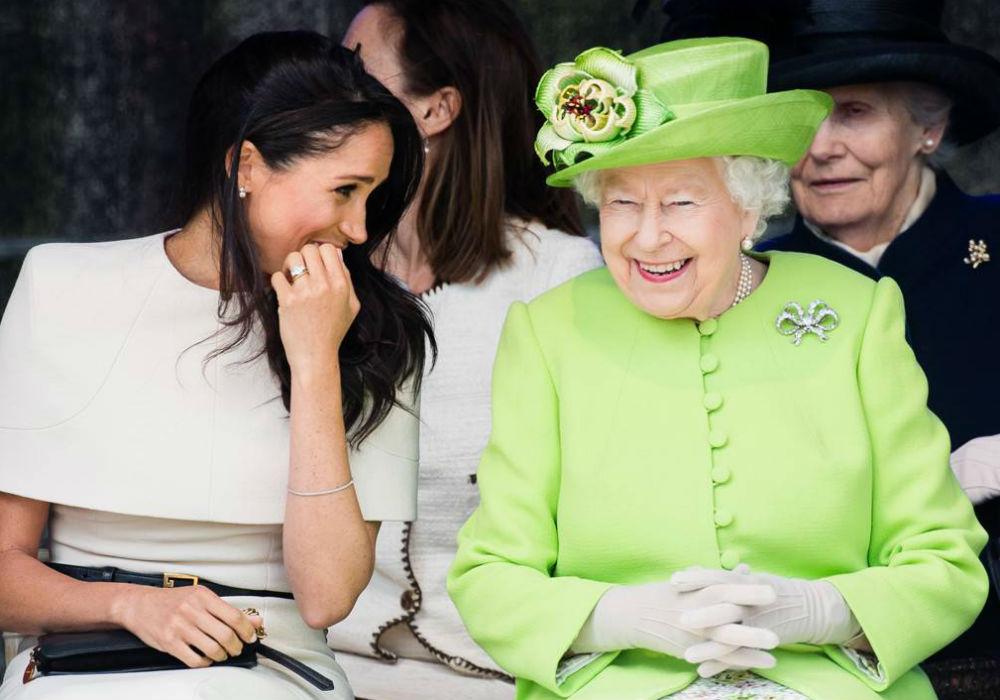 Queen Elizabeth Gives Meghan Markle Her First Major Role Amid Kate Middelton Drama