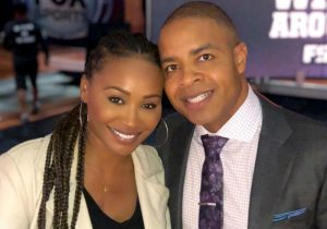 RHOA Cynthia Bailey Reportedly Pulled The 'I'm Getting Married' Card To Save Her Peach