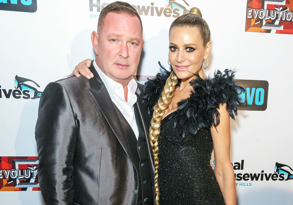 RHOBH Dorit Kemsley's Husband PK's Assets To Be Seized Over Unpaid Loan