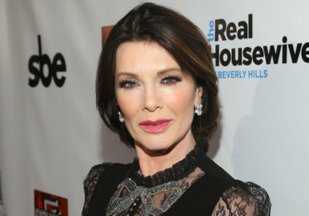 RHOBH' Lisa Vanderpump Shows Off Text Receipts In Her Ongoing Feud With Her Co-Stars