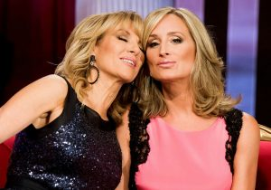RHONY Sonja Morgan Reveals Exactly How She Felt When Ramona Singer Was Spotted Kissing Her Ex