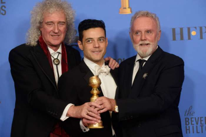 Rami Malek To Freddie Mercury During Golden Globes Win 'This Is For And Because Of You, Gorgeous'