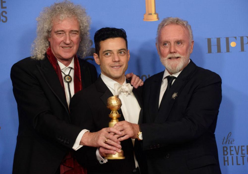 Rami Malek Golden Globe winner