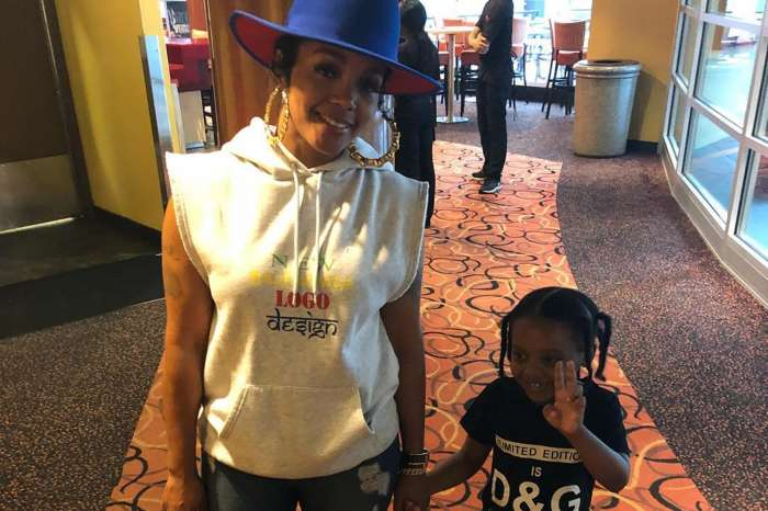 Rasheeda Frost's Fans Say She Looks Just Like Her Son, Karter In The Latest Photo