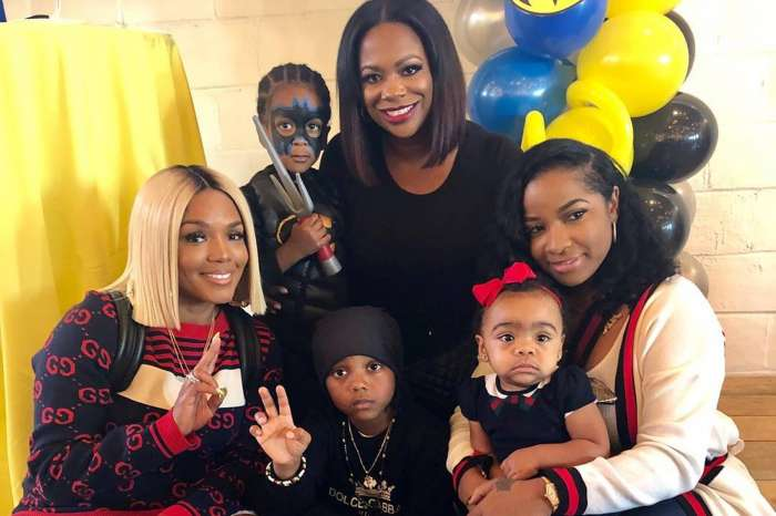 Kandi Burruss' Son Celebrates Birthday With Some Cool People -- Tiny Harris And Rasheeda Frost Brought Their Kids -- And Fans Love The Videos