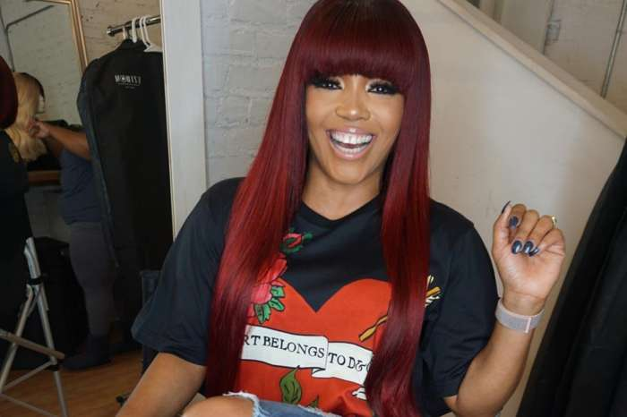 Rasheeda Frost Debuts New Long Red Hair And Fans Are Here For It