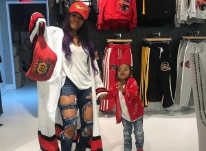 Rasheeda Frost Shares A Video With Her And Kirk's Son, Karter Bowling And Fans Think It's The Cutest Thing