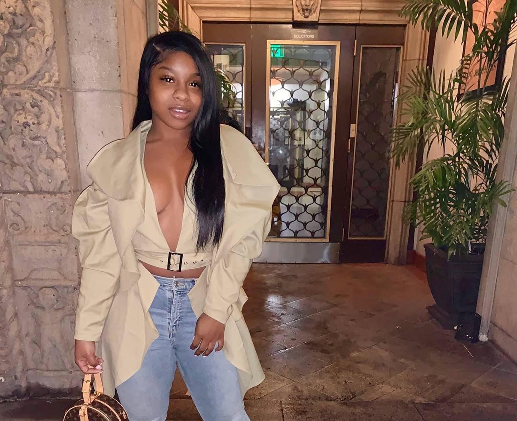 Reginae Carter Toya wright YFN Lucci