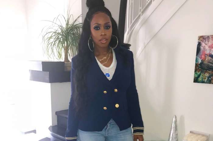 Remy Ma Shares New Photo Without Makeup Accompanied By Papoose And The Golden Child -- Here Is Why The Baby Stole The Show
