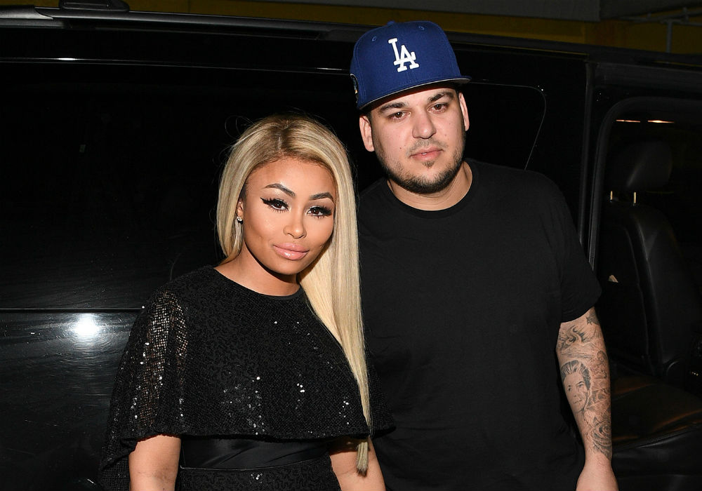 Rob Kardashian Is Reportedly Using Alexis Skyy Just To Get Back At Baby Mama Blac Chyna