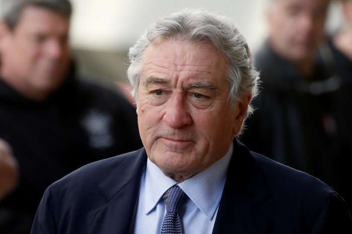 Robert De Niro Believes Trump Is A Racist And White Supremacist