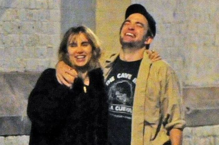 Robert Pattinson And Suki Waterhouse Go Casual For Date Night After Dior Backlash