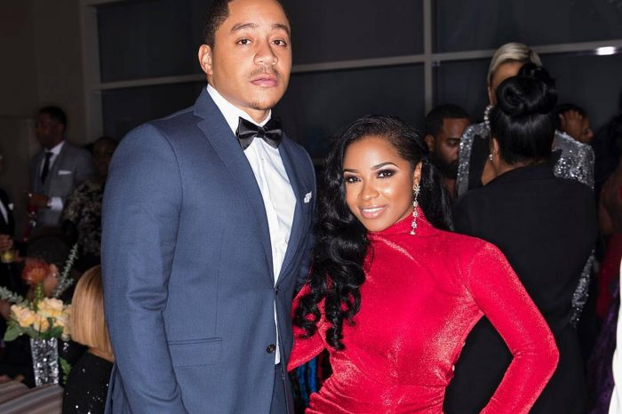 Toya Wright Has Super Bowl Heartbreak And Robert Rushing Is Showing Her Love -- Lil Wayne's Ex-Wife Is A Real New Orleans Saints Superfan