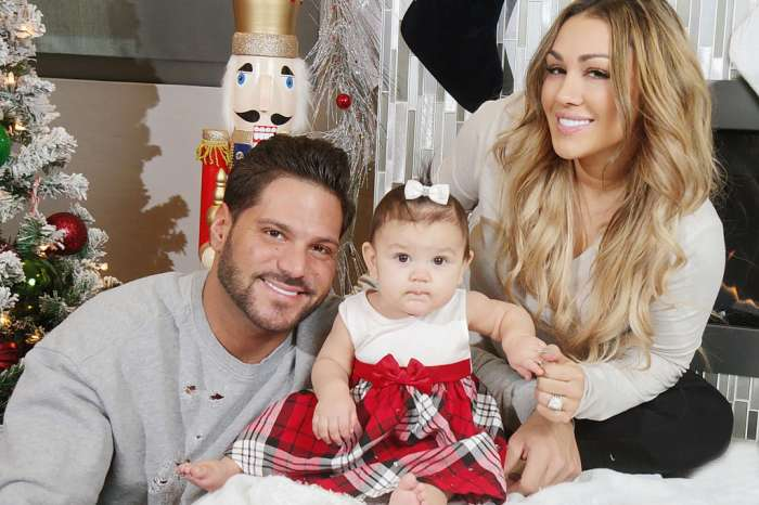 Ronnie Ortiz-Magro Posts Shocking Pics Of His Cut And Bloody Face After Baby Mama Jen Harley Hit Him With An Ashtray!