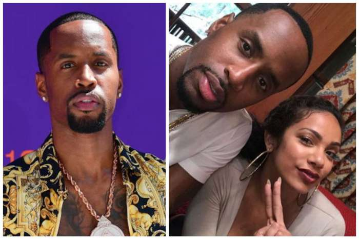 Safaree Samuels Proclaims His Love For Erica Mena: 'You Make Me Feel Like I Can Do Anything' - Read His Emotional Message