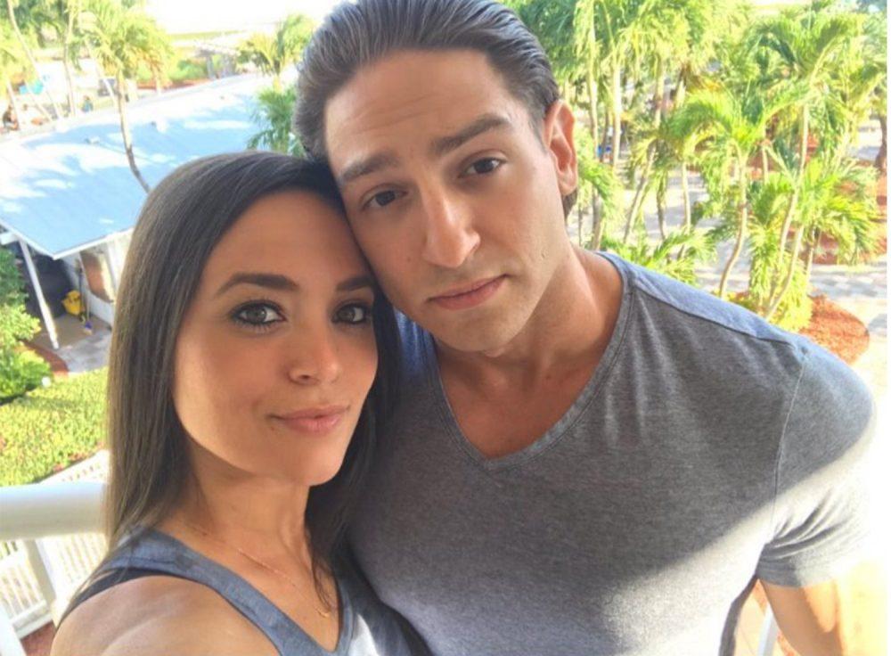 Sammi Giancola And Christian Biscardi