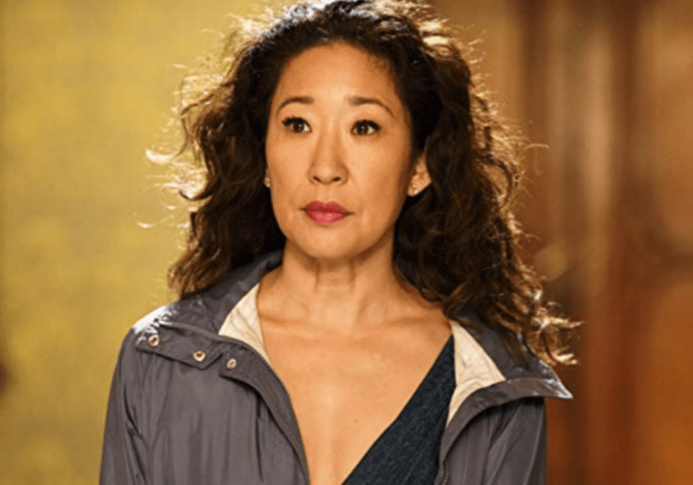 Sandra Oh 'KIlling Eve'
