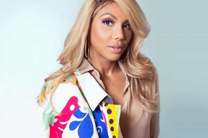 Tamar Braxton's Latest Video Has Fans Praising Her Natural Looks