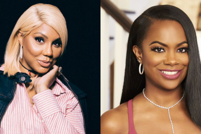 Kandi Burruss And Tamar Braxton Have A Spicy Conversation On Being Relevant - Check Out The Video