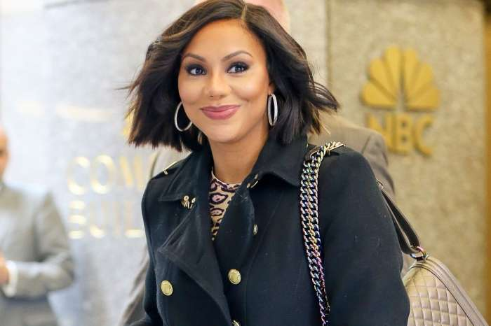 Tamar Braxton Gets Slammed By Fans After Posting Now-Deleted Tweets Involving R. Kelly
