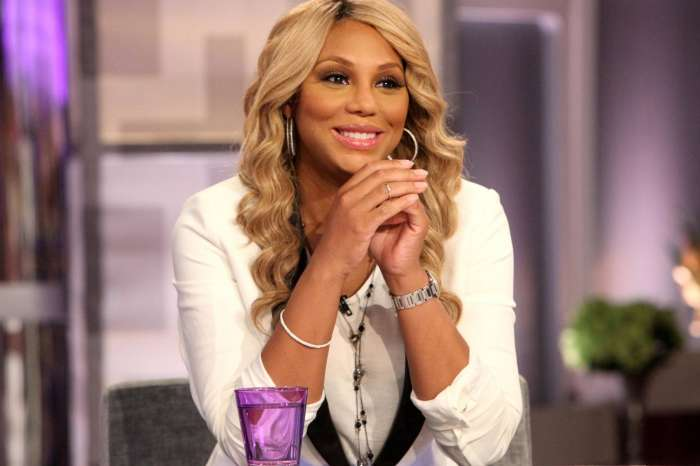 Tamar Braxton Reveals The Best Thing She Ever Did For Herself And How She Cried About It