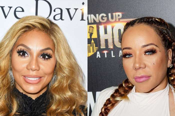 Tamar Braxton's Latest Post Triggers A Serious Question From Fans Who Ask Her And Tiny Harris Why They Are Still Following R. Kelly