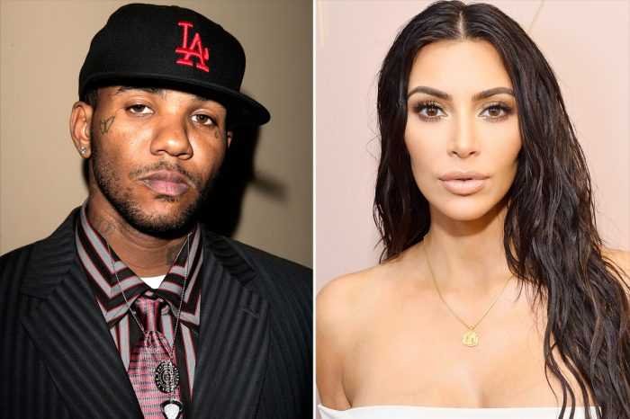 The Game Was Warned Not To Use Kim Kardashian Line In New Song -- Rapper Shrugs Off Critics In Savage Post!