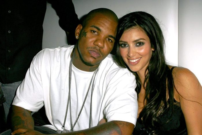 The Game Raps About Sleeping With Kim Kardashian In Preview Of New Song -- Here Are The Shocking Lyrics!