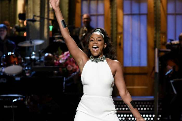 "Tiffany Haddish Apologizes For ""Disappointing"" NYE Stand-Up Performance"