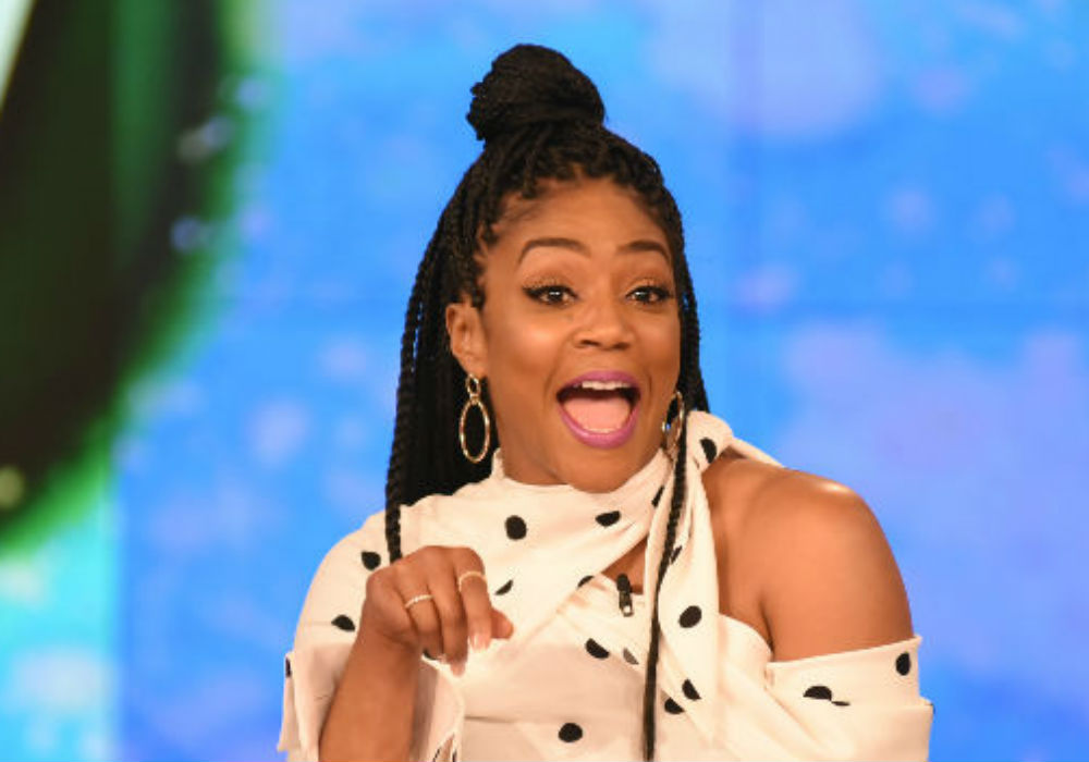 Tiffany Haddish's Friends Reportedly Claim Her Drinking Is The Reason She Bombed Her NYE Performance