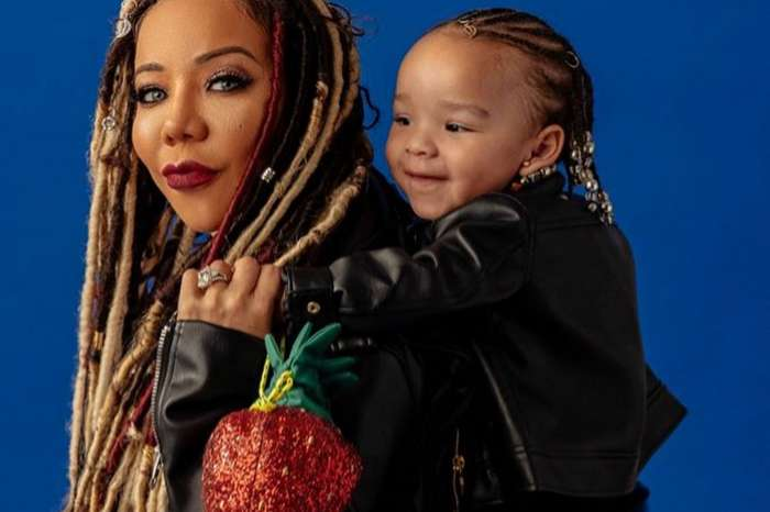Tiny Harris Goes To Get Her Facial Together With Sweet Heiress Harris - See The Video & Pic