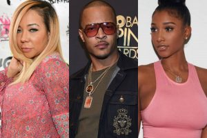 Tiny Harris Sparks Divorce Chatter After Posting Personal Photos Without T.I. -- Is Bernice Burgos Still In Contact With The Grand Hustle Rapper?