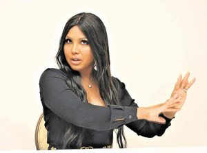 Toni Braxton Explains Why She Took Off Her Engagement Ring That's Still Missing!