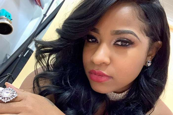 Toya Wright Calls Out Reginae Carter For Teaching Baby Reign Bad Habits With Hilarious Picture