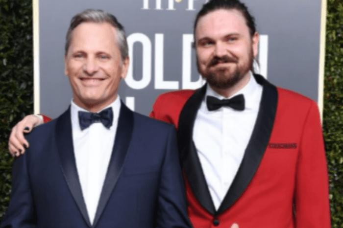 Viggo Mortensen Walks Golden Globes Red Carpet With Son Henry As Actor Receives More Nominations For 'Green Book'