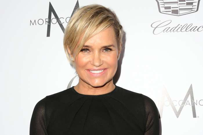 Yolanda Hadid Shows Off Her Body Without Surgery And Implants