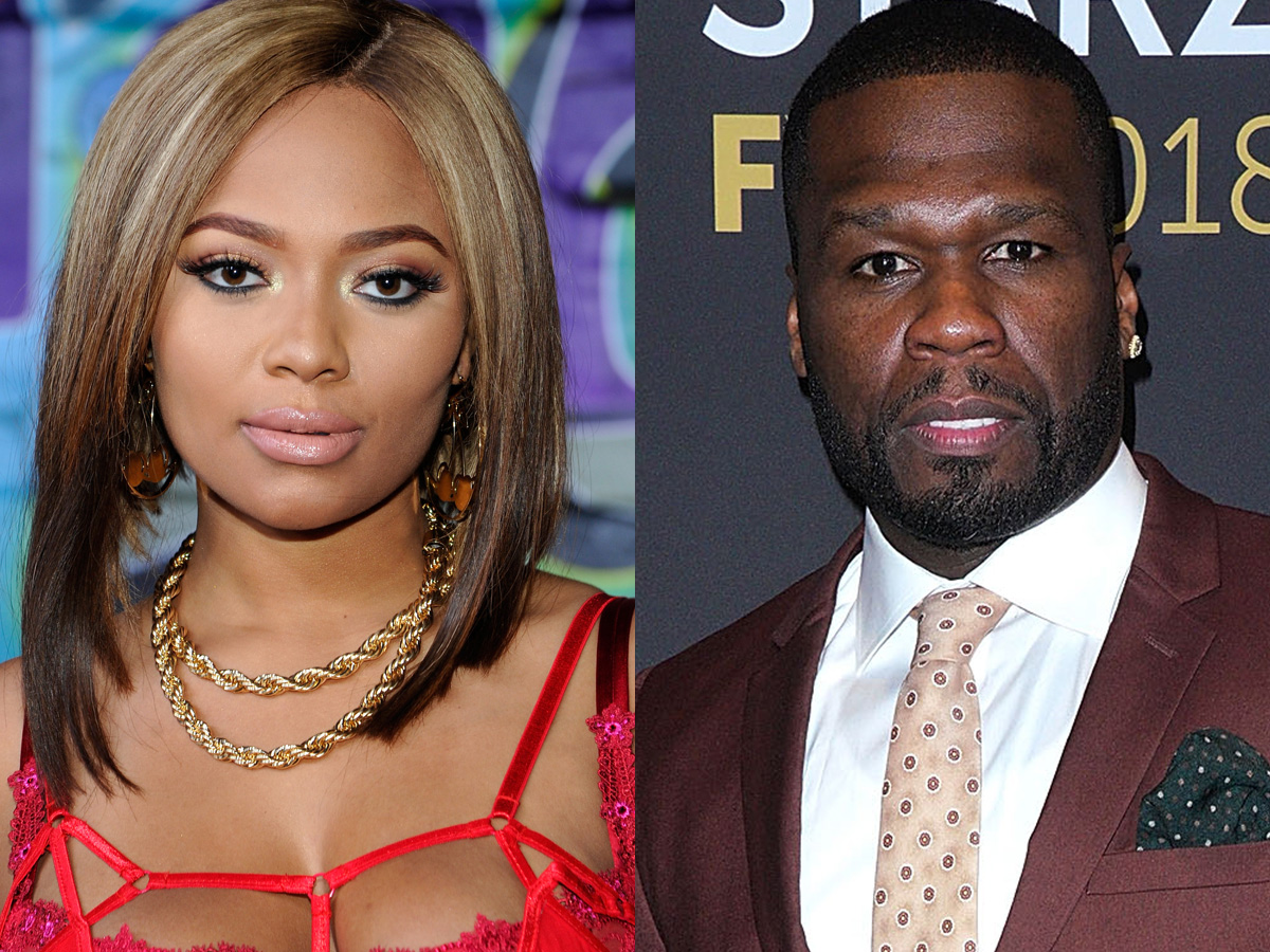 50 Cent Shades Teairra Mari On Instagram And Says That Is She Doesn't Pay Up, He'll Have Her Love & Hip-Hop Check Paid Straight To Him