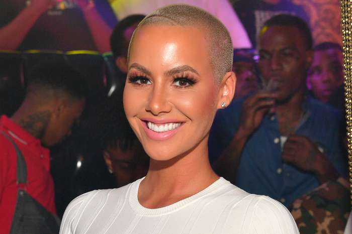 Amber Rose Praises Her New Man After Dating 'Narcissists, Cheaters, And Abusers'