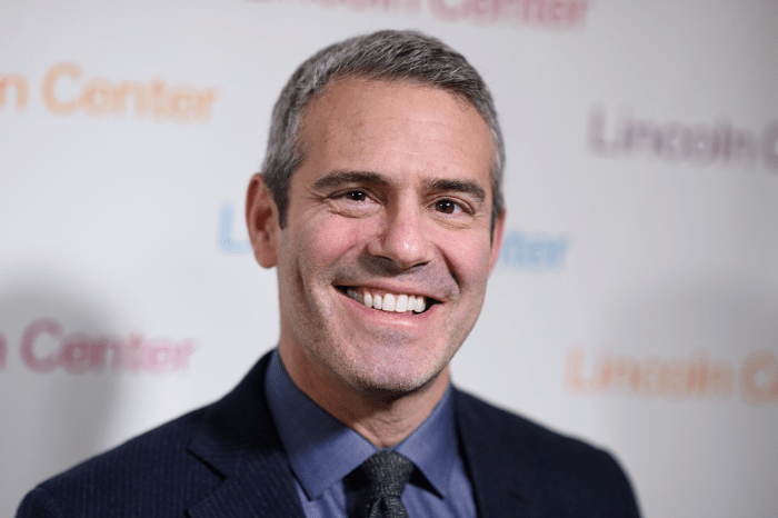Andy Cohen Reveals The Gender Of His First Baby On CNN's Live New Year's Eve Show