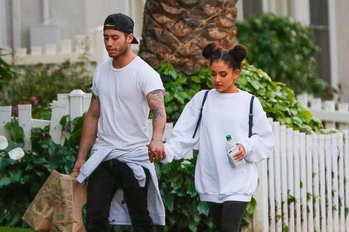 Ariana Grande And Ex Ricky Alvarez Photographed Together