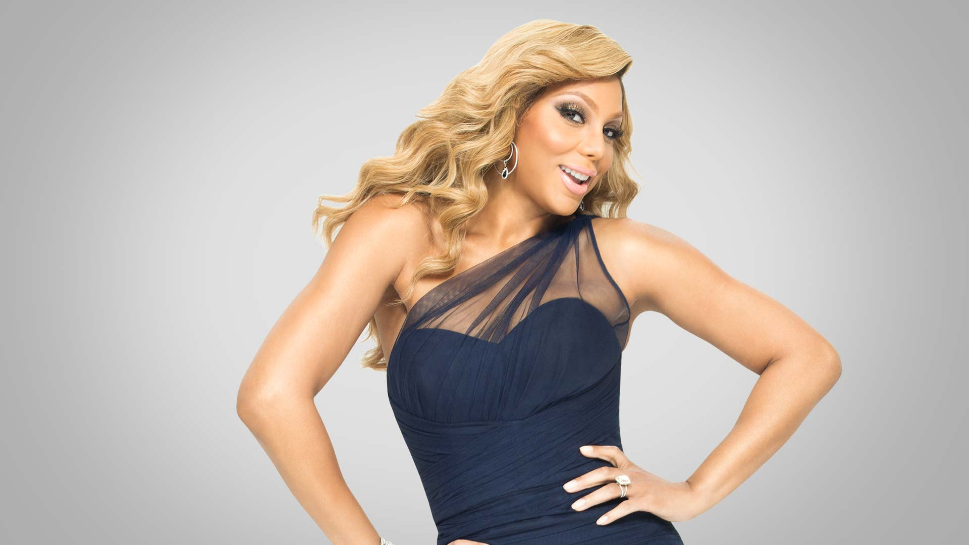 Tamar Braxton Talks About How She Feels About Having To Live With More Celebs In A House - She Says She Never Had Room Mates Before - Watch The Video