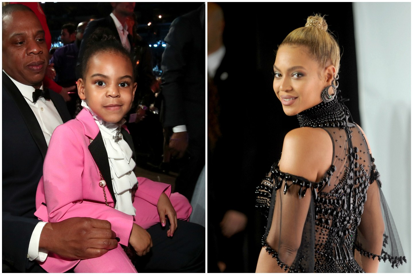 Beyonce posts 'twinning' photo with daughter Blue Ivy