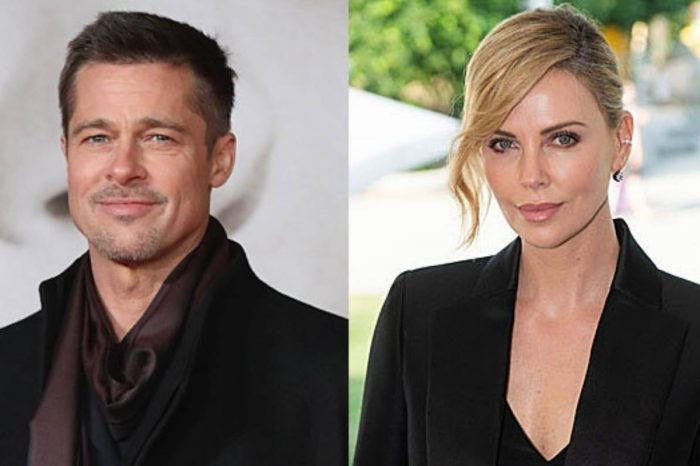 Brad Pitt Reportedly Dating Charlize Theron!