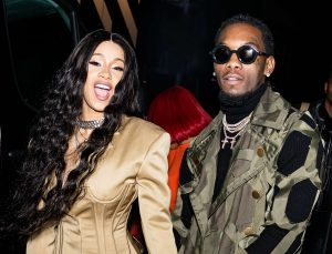 Cardi B Worried 'Dada' Will Be Kulture's First Word - She'd Feel 'Very Betrayed'