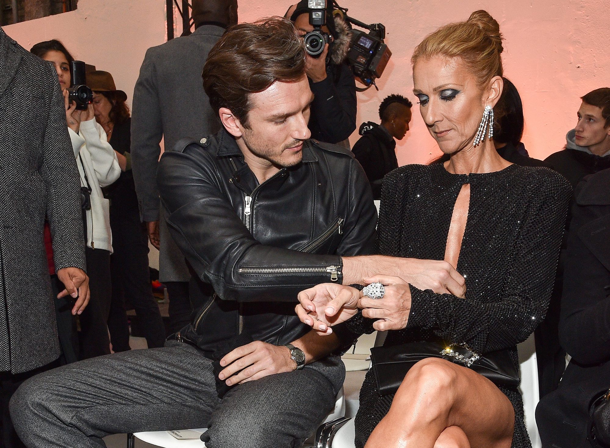 Celine Dion's Fans Slam People Who Claim That She's Dating Pepe Munoz - Check Out The Latest Revealing Video
